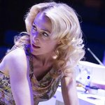 RT @guardian: Gillian Anderson in A Streetcar Named Desire – in pictures http://t.co/bZ155VkFNR via @guardianstage http://t.co/1irQInKuqK