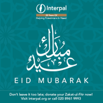 RT @InterpalUK: Eid Mubarak to all from Interpal! Please keep Palestine in your prayers. #EidWithGaza #Gaza #EidMubarak #Palestine http://t.co/sPgHSqxFGg