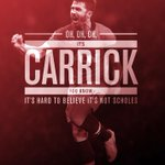 Happy birthday to Michael Carrick, who turns 33 today. We hope to see him back in action soon. #mufc http://t.co/LbjNItvfP6