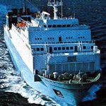 #Wreck #Cyprus MS Zenobia Swedish built ferry launched 1979, sank ½mile out #Larnaca harbour 1980, maiden voyage. http://t.co/ZDfYbKP8bT