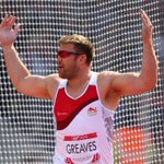 ITS GOLD FOR GREAVES! @DiscusDan is your @Glasgow2014 F42/44 discus champion http://t.co/pq0Opwy2KH