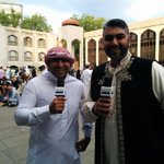 Special broadcast live from Regents Park Mosque. Eid Mubarak from everyone at @Islamchannel. http://t.co/4gt5VUZjsW