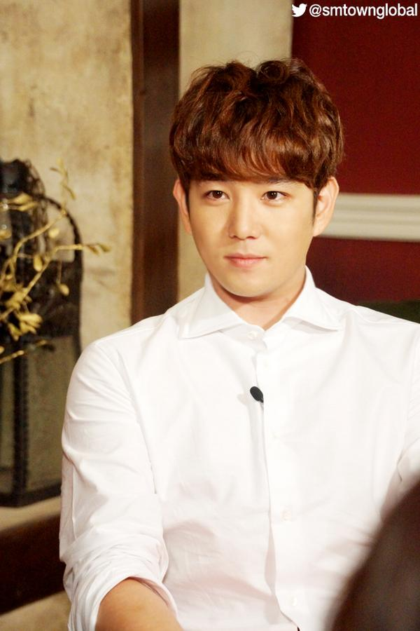 #SuperJunior KANGIN(@Himsenkangin)'s show 'A SONG FOR YOU' poster shoot. More photos: