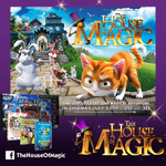 RT @StudioCanalUK: You have until 12.00 today to RT to #WIN this awesome magical prize bundle to celebrate The House of Magic, out now! http://t.co/CCo9jSdE1A