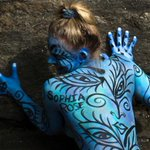 Nude body painting in New York – in pictures http://t.co/lJBUYbc6xc http://t.co/5jReKVsKrw