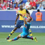 VIDEO: Abou Diaby discusses #ArsenalNYC and gives an update on his fitness: http://t.co/vHDg579us1 http://t.co/heSksdMIoc