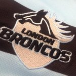 RUGBY LEAGUE COMP: RT to win a @LondonBroncosRL shirt! Winner selected at random and DMd at 5pm. #magicweekend http://t.co/CUtu4jJGz0
