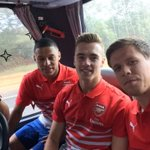 RT @AAllenSport: Chambers has travelled to Austria...and hes already the subject of a Wojciech Szczelfie. #AFC http://t.co/45yFTJVu72