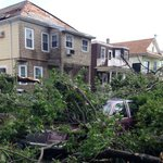 RT @BostonDotCom: Did a tornado just hit Revere? http://t.co/VH1szleMaT http://t.co/E9U3wIoKss