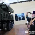 "Pasaule,kurp dodies?""@iLepikVonWiren: Russian priest giving his blessing to the SS-18 SATAN missile system. #Russia http://t.co/gkkZ5nnsWg"""