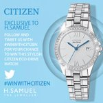 Who wants to #WIN this exclusive @citizen_watch beauty? Just Follow & Tweet us with #WINWITHCITIZEN for the chance! http://t.co/iy0aTlfhI3