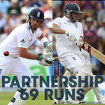 The Ballance (121*) & @Ian_Bell (34*) partnership is worth 69 runs #EngvInd http://t.co/VfPgLETkn2