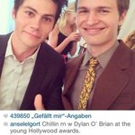 "Fail .. Just fail ""Dylan OBrian"" sorry ansel but FAAAAIL ! TREND #VoteDylanOBrienForTvVillain http://t.co/rLxc4DfB06"