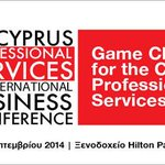 RT @IMH_Social: IMH presents The 6th #Cyprus Professional services conference. For more information visit:http://t.co/28mZyKNLyF http://t.co/l0zCm7AFQm