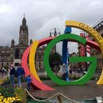 Very sorry to be leaving #Glasgow today, a superb host city for the Commonwealth Games. @peoplemakeGLA @Glasgow2014 http://t.co/C47Hmm9OVw
