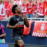 RT @LFC: Raheem Sterling on why the tournament in America is hugely beneficial for #LFC #lfctour http://t.co/7EcMAuDuGH http://t.co/eRF000ZHXP