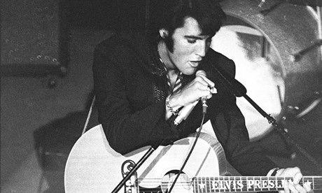 Brilliant pictures of Elvis from the Past -