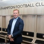 RT @BeardedGenius: Ronald Koeman gives his first team talk at Southampton. http://t.co/8EBO2BtWNi