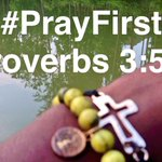 RT @mylesjrobinson: Giving Him everything He rightfully deserves this A.M. #PrayFirst http://t.co/0IdJL0bSAs