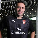 RT @Arsenal: VIDEO: Watch @D_Ospina1s first interview as an @Arsenal player: http://t.co/z0ybCZo783 #WelcomeOspina http://t.co/pzgICo6gFz