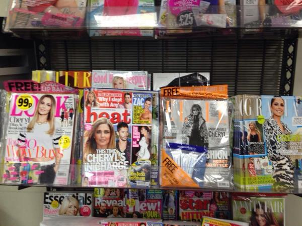 Cheryl Cole's publicist deserves a raise... http://t.co/k5KYljeHWR