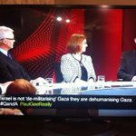 RT @PaulGeeReally: Tonight on #QandA this happened: http://t.co/2pabsGRNk7