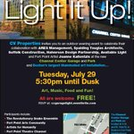 RT @jkali: @universalhub --Hope to see you for the lighting of the CC Garage Tues July 29 from 5:30-8:30 http://t.co/nTamb0nyUw