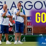 RT @peoplemakeGLA: ANOTHER GOLD!!! RT @Team_Scotland: Bowls Alert - Gold for Scotland after dominating from start to finish! #GoScotland http://t.co/hyYTt954wn