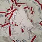 RT @sportzcoach: @TweetUpBath @Yazmeyrick1 Business cards ready #check http://t.co/BtqFU21Lrq