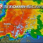 RT @7News: ALERT: Tornado warning in effect for south central Essex county until 10:30am: http://t.co/LHlAXpNLYW #7News http://t.co/jxQvCcKniV