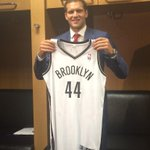 RT @BrooklynNets: Its official, Bojan Bogdanovic will wear #44 for the #Nets! http://t.co/BR6WMDwlkZ