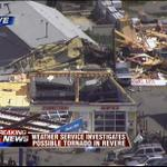 Sky 7 is over major damage in Revere.. live on #7news http://t.co/NdLGfWkk2U
