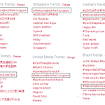 #WelcomeBackParkJungsoo 9 Total Trends #1 Worldwide #1 Thai #1 SG #1 INA #2 Vietnam #4 Japan #4 US #5 Saudi #7 Brazil http://t.co/uQYbb8jZuI