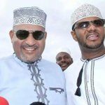 RT @HaythamBhalo: My MP @asnassir and Senator @HassanOmarH. Making me proud of our Mombasa! Eid Mubarak! http://t.co/C7dTcvNri3