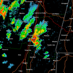 RT @NWSBoston: [1:30 pm] Storms developing W of MA exhibiting rotation & decent cores. Threat should evolve W into afternoon. http://t.co/RRP74IB9Dz