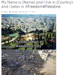 RT @IdoDaniel: This image is rolling around social media. Problem is: before pic is actually Israeli city of Haifa #IsraelUnderFire http://t.co/6IslZdisOT