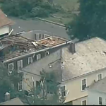 LIVE VIDEO: SKY7 HD is over #Revere, where a tornado touched down this morning: http://t.co/M0uFkpiK2m #7News http://t.co/B7cxa0VL70