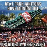 RT @MLBMeme: Good news for the #SFGIants today! http://t.co/mLWjc9vAHt