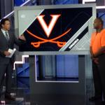 RT @UVa_Football: .@CoachMikeLondon on the #SportsCenter set with @grishamespn to wrap up #ESPNACC Car Wash. #GoHoos http://t.co/bfHyAoTBPA