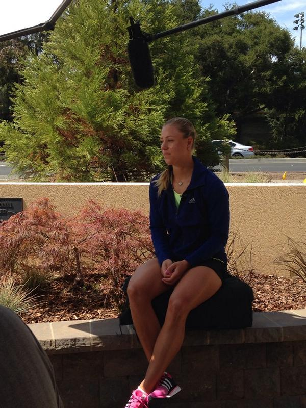 .@AngeliqueKerber during @WTA media day @BOTWClassic #WTA http://t.co/uuBNKRiamt