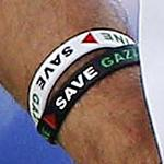 "PICTURE: Moeen Alis wristband, carrying message ""FREE PALESTINE"" & ""SAVE GAZA"" http://t.co/qbLn9C5xP6/s/PBeV/s/EFzG/s/BvNJ/s/TyYn"