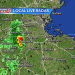 Last shower moving thru Westwood & Dedham.. rainbow may follow there #wcvb http://t.co/HLBpnkKdz7
