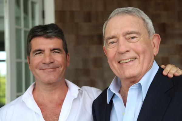 I was interviewed by Dan Rather last week. A great guy.