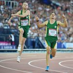 RT @Gallo_Sport: @FanievanderMerw winning Gold at the 20th Commonwealth Games. http://t.co/HYypDwvbxo @Team_SA_2014 @rogersedres http://t.co/3fRCeBMFVM