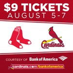 Its not too late to get $9 tickets to the #STLCards vs #RedSox World Series rematch at Busch: http://t.co/iLqn1JA8VV http://t.co/LbZwoChroC