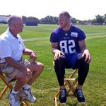 RT @DauClaire: Dont miss @KyleRudolph82 tonight on @keyc. The #Vikings TE sits down with Perry for a camp update! http://t.co/LqCrIXELRd