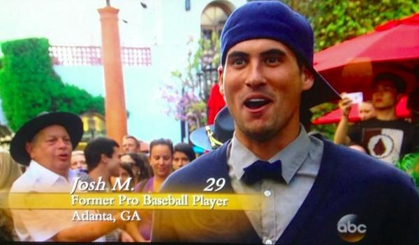 Retweet if you want this (handsome ❤) goofball to win #TheBachelorette tonight! #TeamJosh http://t.co/CJcIFm7cNJ