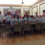 ". @MDBaseballCoach ""@eyeonannapolis: Alderman @jslittmann presenting a citation to 9u little eagle champs http://t.co/rgoSauJhds"""
