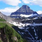 RT @umontana: Going to the Sun Road. Glacier National Park. Photo credit: Carry Gray. #montanamonday #montana #thrive #beauty #... http://t.co/XdYeP1B5GR