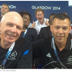 Another royal photobomb at the Commonwealth Games http://t.co/nGXmWtXUng http://t.co/gxOz1iInhx